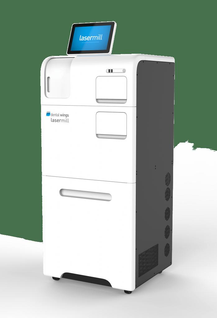 Microdent - laboratorní_CAD-CAM_frézovací_jednotka