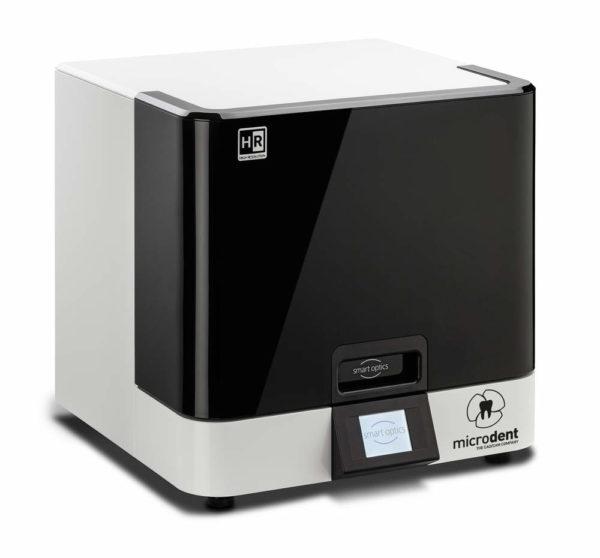 laboratorní skener smart optics 9 s exocad